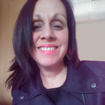 Trabajadora Social Mónica Hernández L.